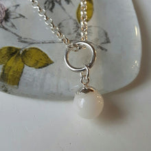 Load image into Gallery viewer, BM-jewelry™ Mother´s Pearl pendant with large ring