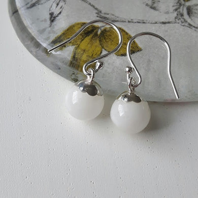 BM-jewelry™ Mother´s pearl earrings