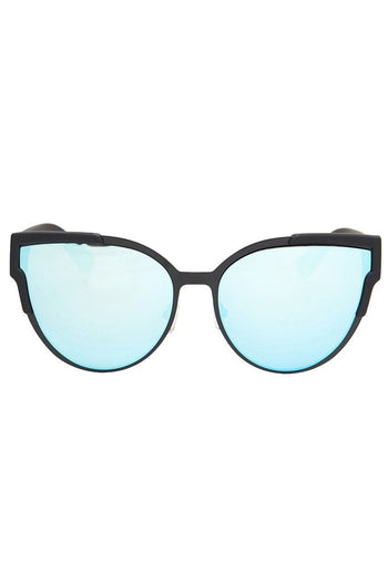 Quay Australia GAME ON Black Blue Designer Sunglasses Australian Online Store One Honey Boutique AfterPay ZipPay