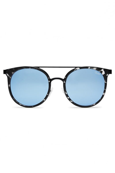 Quay Australia KANDY GRAM Black Blue Designer Sunglasses Australian Online Store One Honey Boutique AfterPay ZipPay