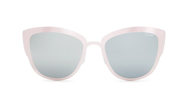 Quay Australia SUPER GIRL White Lilac Designer Sunglasses Australian Online Store One Honey Boutique AfterPay ZipPay