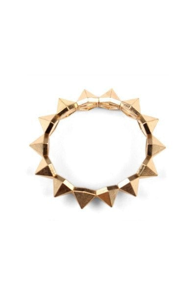 Bowie Accessories Take Over Bracelet in Gold