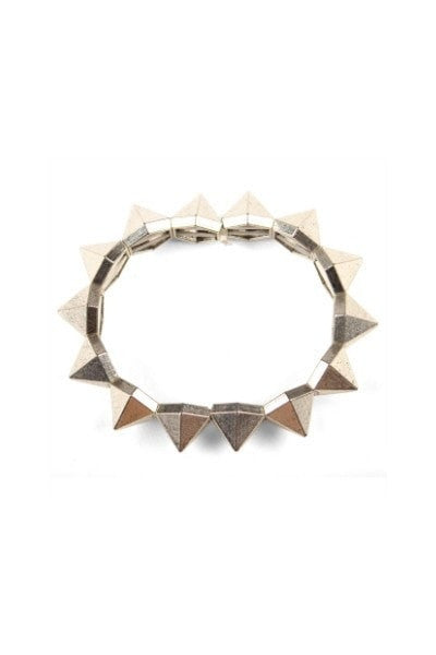 Bowie Accessories Take Over Bracelet in Silver