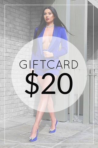 One Honey Boutique $20.00 Gift Card One Honey Boutique One Honey Boutique AfterPay ZipPay OxiPay Sezzle Free Shipping