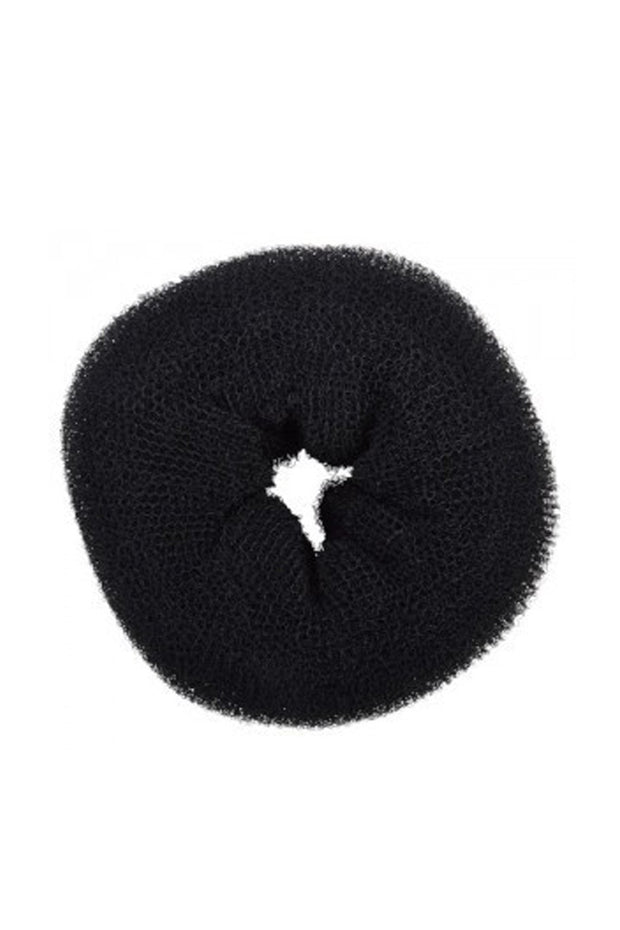 Black Perfect Bun Enhancer Donut Large One Honey Boutique$ AfterPay Humm ZipPay LayBuy Sezzle