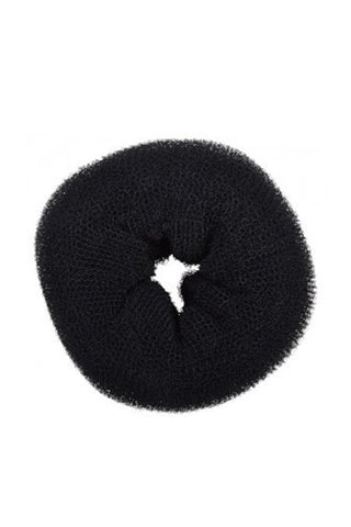 Hair Accessory - Black Perfect Bun Enhancer Donut Large