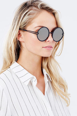Quay Australia UKIYO Black Smoke Designer Sunglasses Australian Online Store One Honey Boutique AfterPay ZipPay