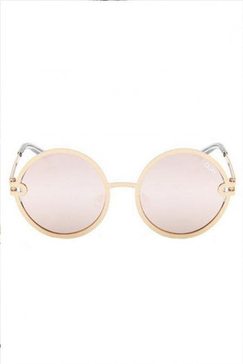 Quay Australia UKIYO Rose Gold Designer Sunglasses Australian Online Store One Honey Boutique AfterPay ZipPay