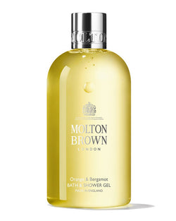Orange & Bergamot Bath and Shower Gel