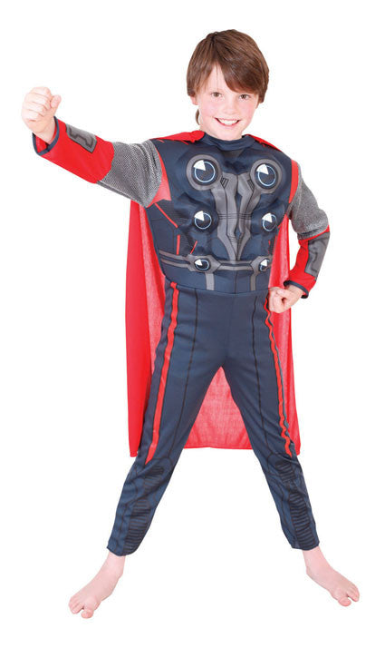 THOR PREMIUM CHILD COSTUME - SIZE 3-5