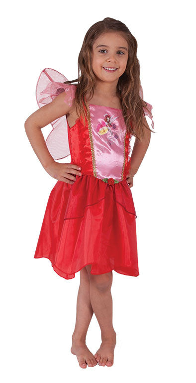 ROSETTA PIRATE PLAYTIME COSTUME  - SIZE 4-6