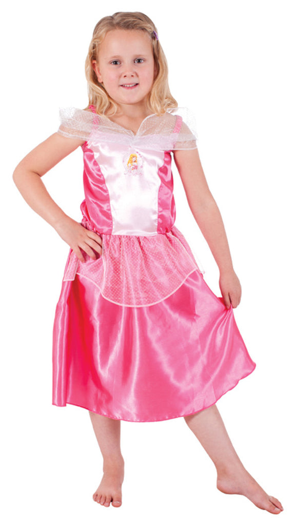 SLEEPING BEAUTY PLAYTIME COSTUME - SIZE 3-5