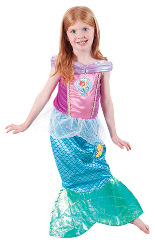 ARIEL DISNEY PLAYTIME COSTUME, CHILD - SIZE 6-8