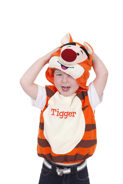 DISNEY TIGGER TABARD, CHILD - AGES 2-4