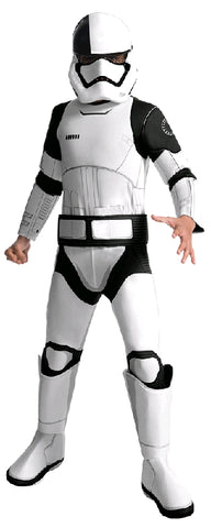 EXECUTIONER TROOPER DELUXE COSTUME, CHILD - SIZE L