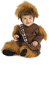 CHEWBACCA STAR WARS COSTUME, CHILD - SIZE TODDLER