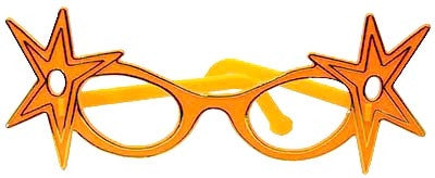 Edna/Elton Budget Yellow Glasses