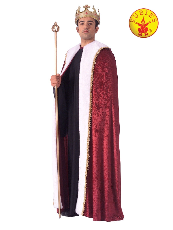 ROYAL KING'S ROBE, ADULT - SIZE STD