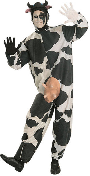 COMICAL COW COSTUME -SIZE STD