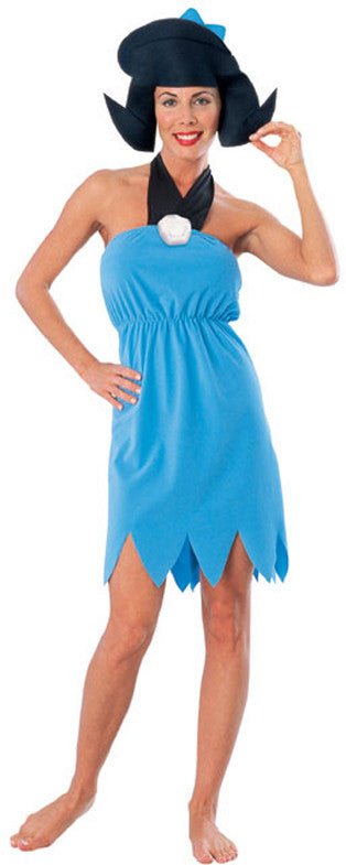 BETTY RUBBLE COSTUME, ADULT - SIZE STD