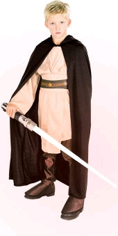 SITH HOODED ROBE COSTUME, CHILD - SIZE S