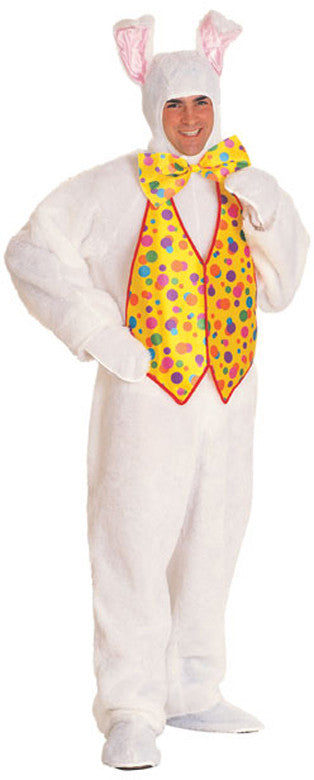 BUNNY EASTER COSTUME, ADULT - SIZE STD