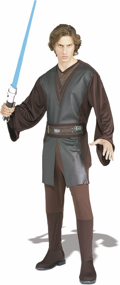 ANAKIN SKYWALKER SUIT, ADULT - SIZE STD