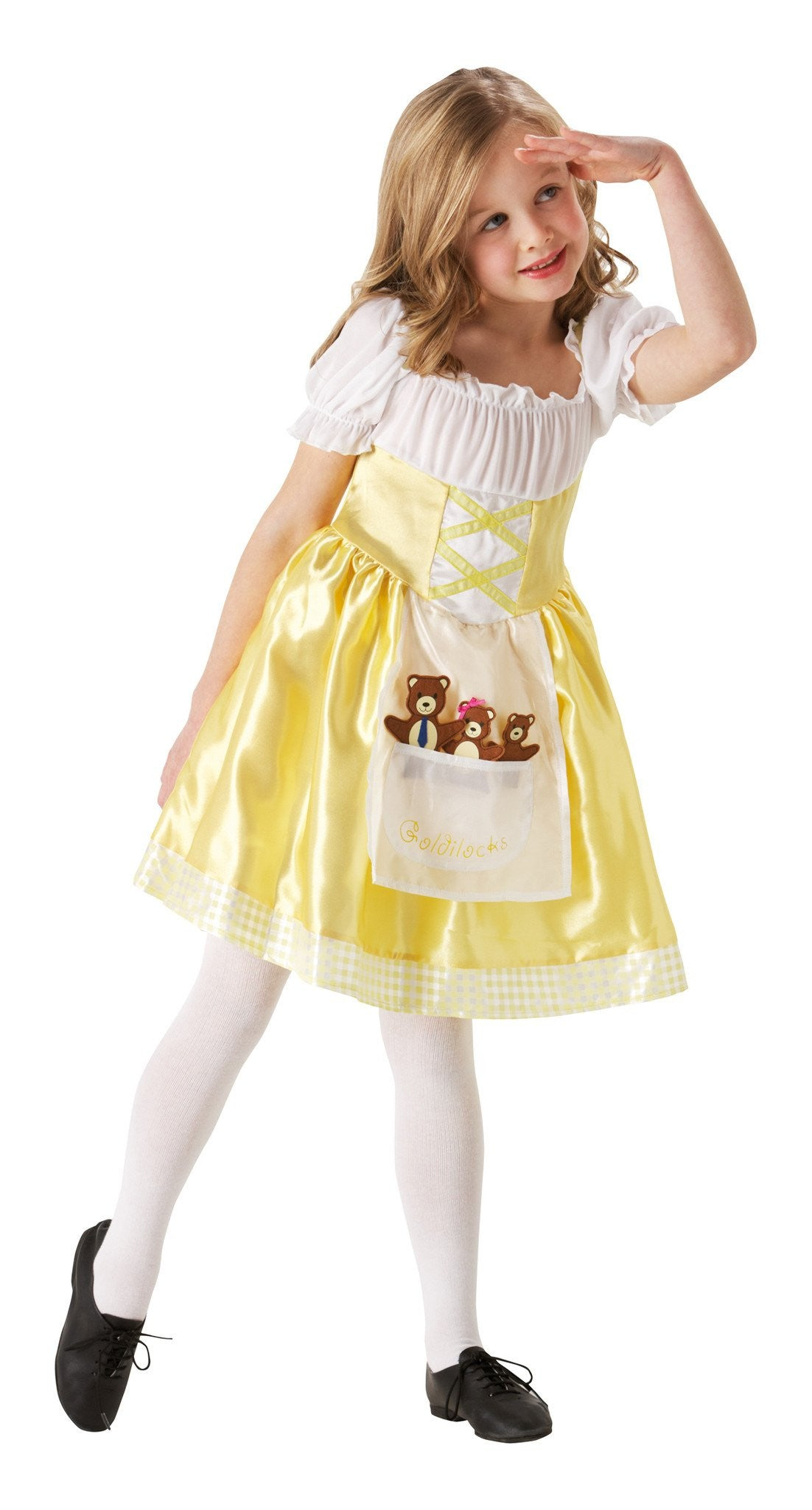 GOLDILOCKS DELUXE COSTUME, CHILD