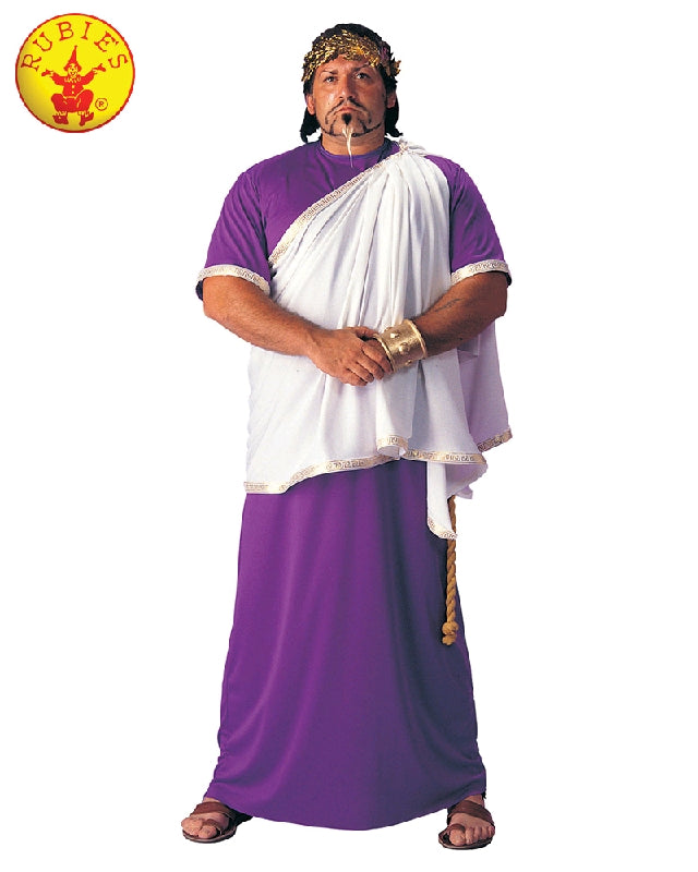 JULIUS CAESAR COSTUME, ADULT - SIZE PLUS