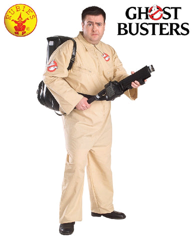GHOSTBUSTERS COSTUME, ADULT - PLUS SIZE
