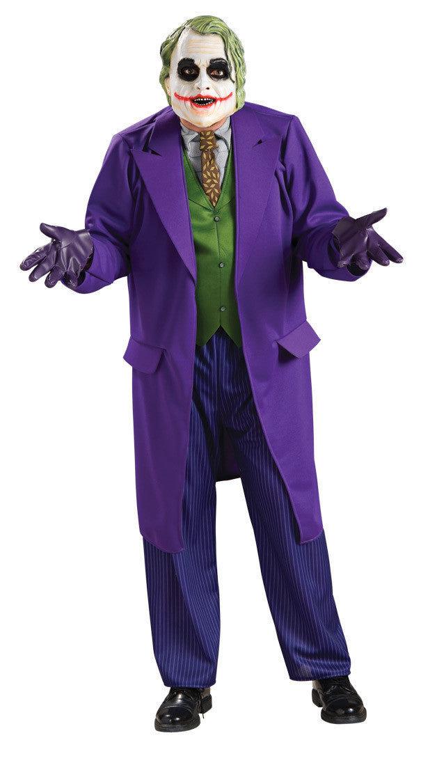 THE JOKER ADULT DELUXE - SIZE PLUS