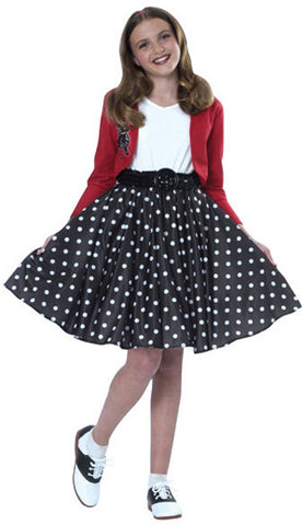 POLKA DOT ROCKER CHILD - SIZE S