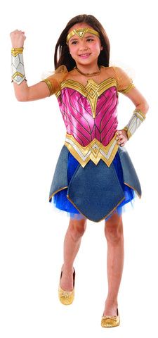 WONDER WOMAN PREMIUM - SIZE 3-5