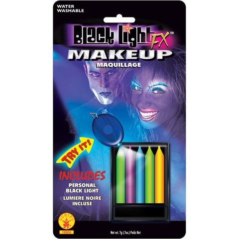 BLACK LIGHT 5 COLOUR LINER MAKEUP SET