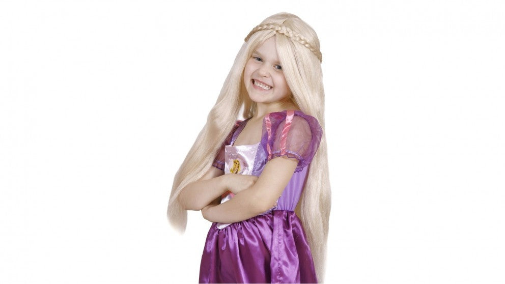 RAPUNZEL WIG CHILD