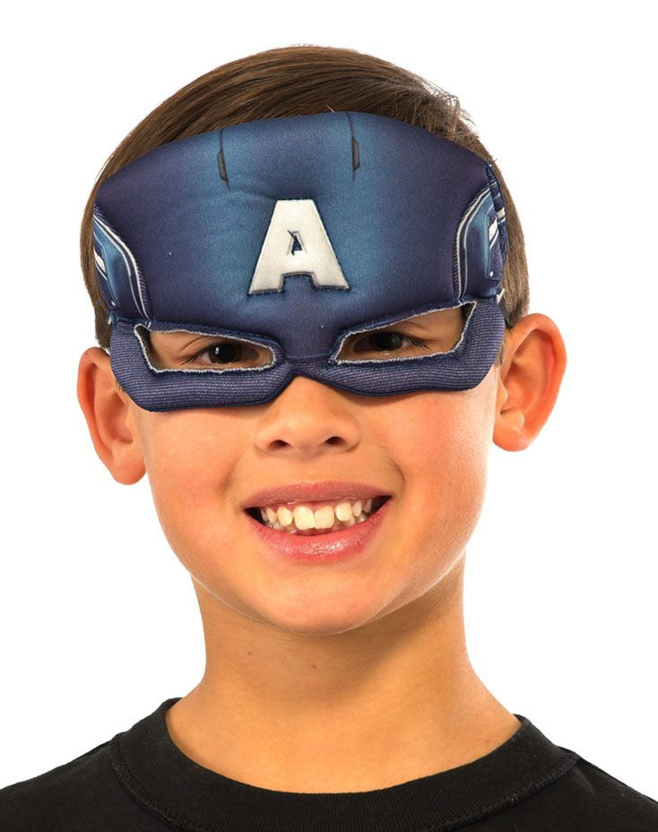 CAPTAIN AMERICA PLUSH EYEMASK