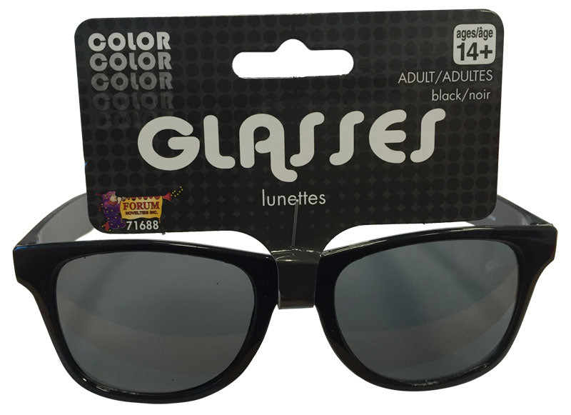 Blues Brothers Glasses - Black