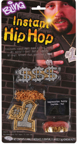 Instant Character Kit - Hip Hop