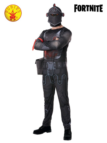 BLACK KNIGHT FORTNITE COSTUME, ADULT - SIZE S