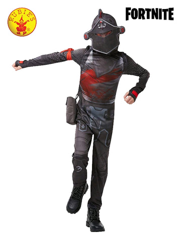 BLACK KNIGHT FORTNITE COSTUME, CHILD - SIZE 11-12