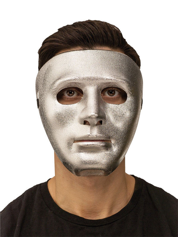 Blank Mask - Silver