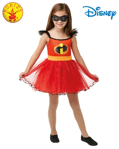 INCREDIBLES 2 TUTU COSTUME, CHILD - SIZE 4-6
