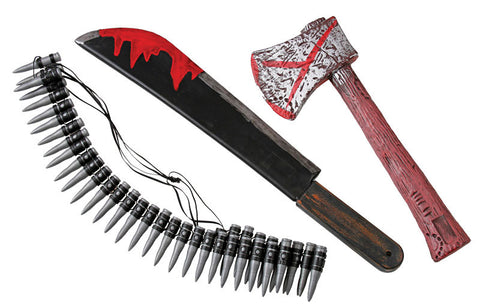 Zombie Hunting Kit - 3pc