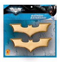 BATMAN SUPERHERO COSTUME ACCESSORY - BATARANGS