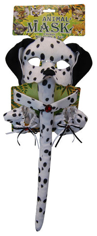 Deluxe 5pc Animal Set - Dalmatian