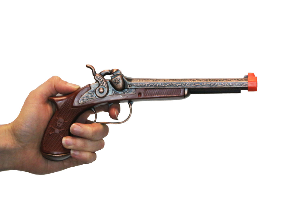 Diecast Pirate Pistol - Adult