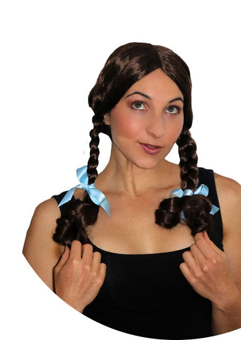 Deluxe Country Plaits Wig