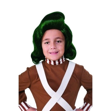 OOMPA LOOMPA WIG, CHILD