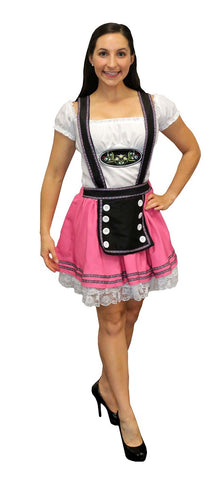 Bavarian Beer Cutie Costume, Adult - Large/XL