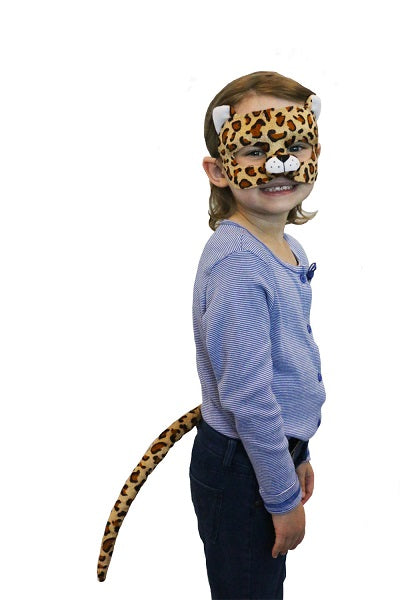 Deluxe Animal Set - Leopard